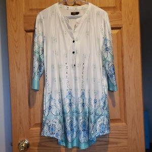 Womens cute tunic shirt